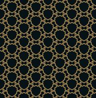Vector seamless pattern. Modern stylish texture. Geometric linea