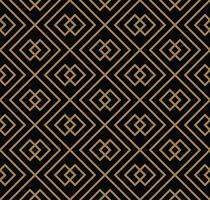 Lujo moderno elegante texturas geométricas con líneas sin fisuras pat