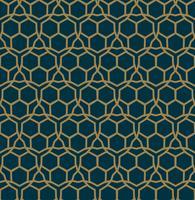 Patrón geométrico abstracto con líneas, rombos A vect inconsútil