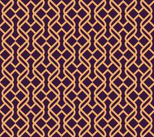 Luxury Geometric Pattern. Vector seamless pattern. Modern linear