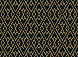 Vector seamless pattern. Modern stylish texture. Geometric strip