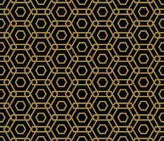 Vector seamless pattern. Modern stylish texture. Repeating geome