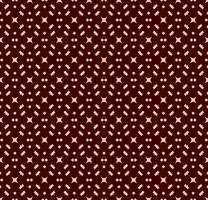 Patrón geométrico de lujo. Vector sin patrón Textura moderna con estilo lineal. Ornamento geométrico a rayas.
