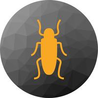 Vektor-Kakerlake-Symbol