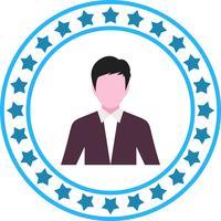 Icona degli uomini d'affari di vettore