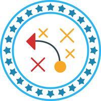 Icona di tattiche vettoriali