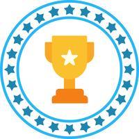 Vector Trophy Icon