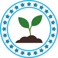 Icona del suolo vegetale