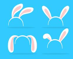 Lovely bunny ears theme for Easter celebrations.