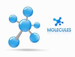De wetenschap van moleculaire studies van atomen bestaat uit protonen, neutronen en elektronen. Loop rond