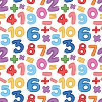 Eine nahtlose Zahl- und Matheikone