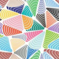 Abstrakt färg sömlöst mönster.