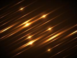 83304308 gele lijn Gloed lichte achtergrond