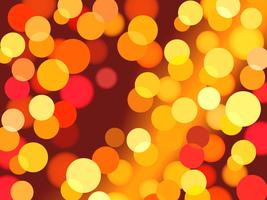 Abstract summer bokeh light background.