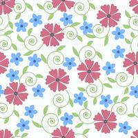sweet Flower Floral Background