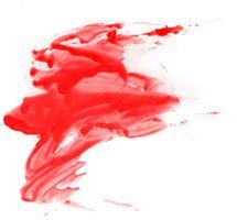 Splatter water color texture vector