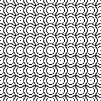 Seamless pattern line decoration abstract vector background design