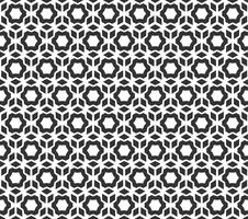 Abstract geometric heaxgon Seamless pattern . Repeating geometric Black and white texture. geometric decoration