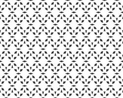 Abstract geometric Seamless pattern . Repeating geometric Black and white texture. geometric decoration