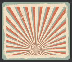 Vektor Hintergrund im Vintage-Stil