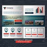 Brochure Business Fold