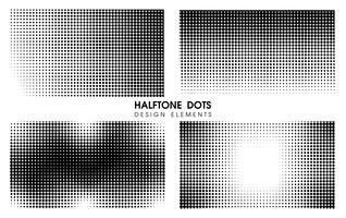 Abstract Halftone dots Comic Cartoon Background. Vector Illustration Design.