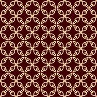 Vector seamless pattern. Modern stylish texture.linear ornament