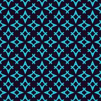Patrón sin costuras Ornamento de líneas y rizos. Fondo abstracto lineal.
