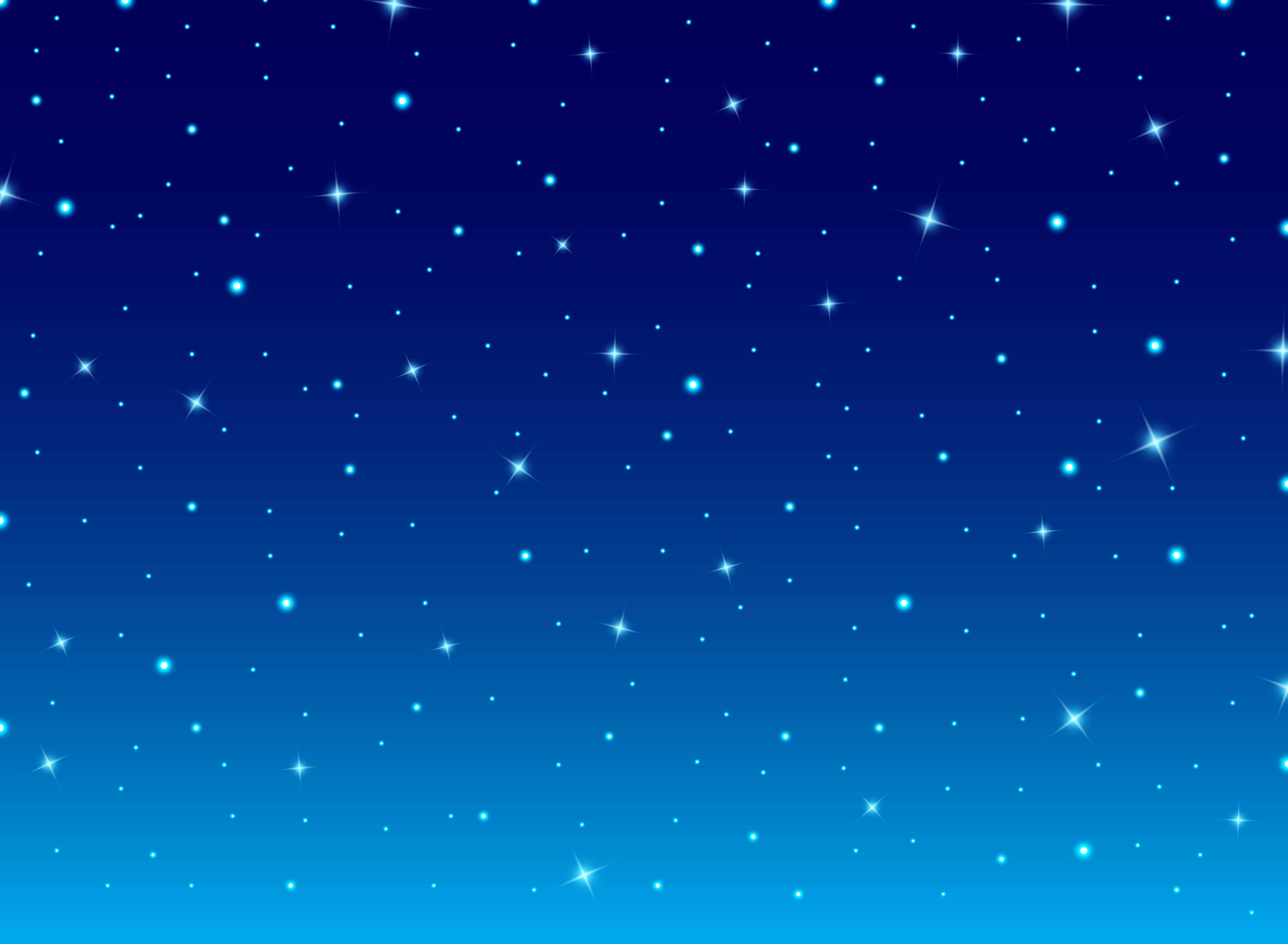 Abstract night blue sky with stars cosmos background. - Download Free  Vectors, Clipart Graphics & Vector Art