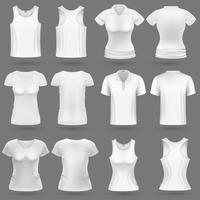 maquette de modèle de conception de t-shirt