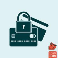 Secure icon isolated
