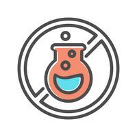 icône de blanchisserie sans produits chimiques