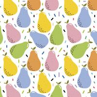 COLORFUL PEARS PATTERN