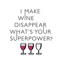 Funny quote about wine
