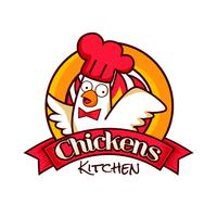 Chicken Restaurant Logo