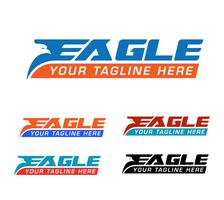logotipo de eagle express