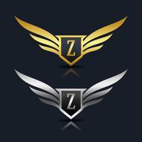 Logomarca da letra Z