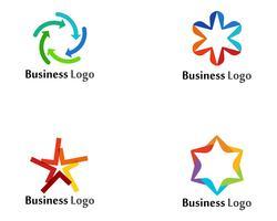 Gemenskapens logotyp Personer vård och symboler mall