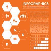 Una infografia de humanos.