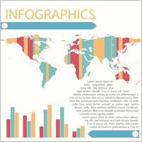 Infografía de un mapa.