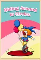 In cirkels rondrijden