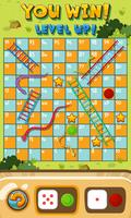 Snake Ladder Game-Vorlage