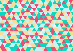 Modern geometric background .