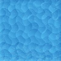 Mer bleue vagues de fond grunge. Fichier vectoriel EPS.