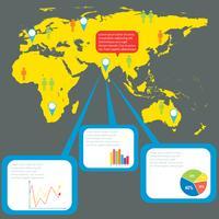 Una infografía con un mapa.