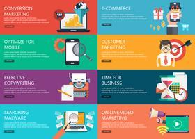 Conceptos de negocio y tecnología.
