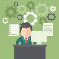 Konzept der elektronischen Dokumentenverarbeitung. Programmierung und Codierung