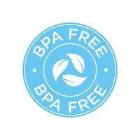 Icono libre de BPA.