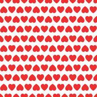 Fondo de corazones sin costura