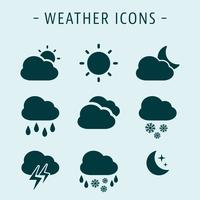 Set weather icons